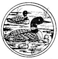 CC4965 Loon Family Circle