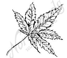 CC6233 Medium Sumac Leaf