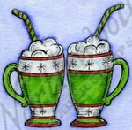 CC9682 Hot Cocoa Mugs