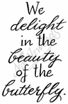 CC9942 Mixed Font We Delight In The Beauty