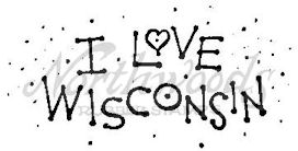 D2191 Dot I Love Wisconsin
