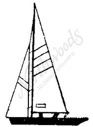 E4981 Single Sailboat