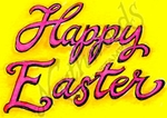 E9719 Open Happy Easter