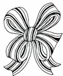 F3929 Ribbon Bow