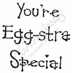 F6533 Cool Dot Large You're Egg-stra Special