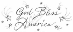 J1188 Starry God Bless America