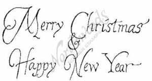 J2127 Merry Christmas and Happy New Year