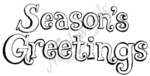 J4911 Open Season's Greetings