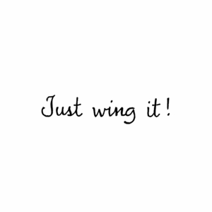 Just Wing It - BB10458