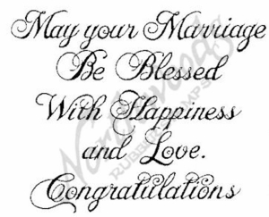 M057 May Your Marriage