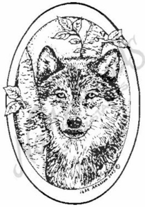 M1741 Wolf Oval