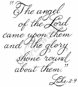 Script The Angel Of The Lord M4457