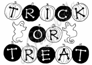 M7015 Trick or Treat Pumpkins