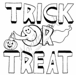 M8111 Ghostly Trick Or Treat