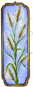 N8696 Tall Framed Wheat