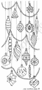 O4860 Hanging Ornaments