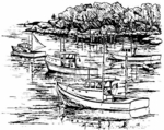 P1617 Lobster Boats