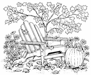 P2752 Fall Chair