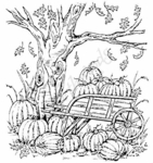 P3712 Pumpkin Cart