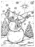 P3831 Snowman and Star-Large