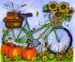 P8679 Fall Bicycle