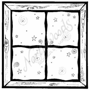 PP4714 Starry Window