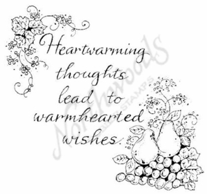 PP6760 Regal Heartwarming Thoughts