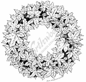 PP7603 Sumac Wreath