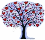 P9375 Solid Tree With Hearts