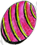 B9409 Striped Egg