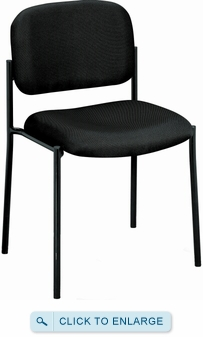 Basyx Armless Stacking Chair [VL606]