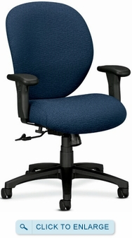 hon unanimous 24 7 intensive use office chair 7624