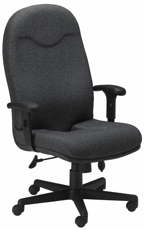 Mayline Executive Ergonomic Chair With Coccyx Cut Out 9413ag