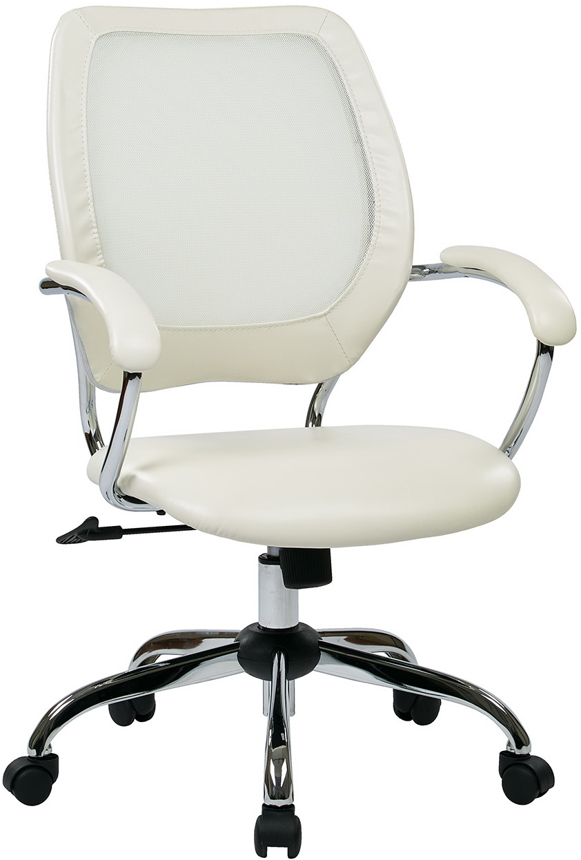 Office Star Chairs office star air grid managers chair. adjustable air grid manager