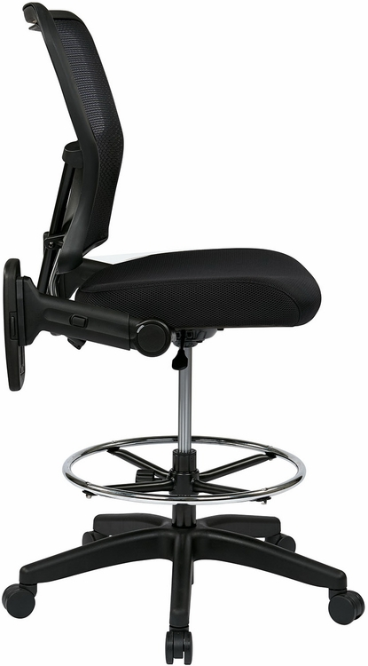 Office Star Mesh Drafting Chair with Fold Away Arms  213 37N2F3D   Office Star Mesh Drafting Chair with Fold Away Arms   213 37N2F3D. Office Star Height Adjustable Drafting Chair With Footring. Home Design Ideas
