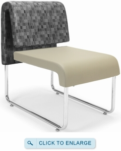 OFM UNO Contemporary Guest Chair [420]