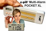 e-pill 37 Alarm Multi-Alarm POCKET XL Timer (769547)