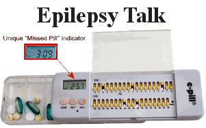 Epilepsy Medication Reminders You Won't Forget