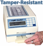 Tamper Resistant e-pill CompuMed Automatic Pill Dispenser MD3 (992033)