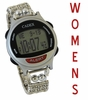 Alarm Watch Womens. Designer Watch with 12 Alarms