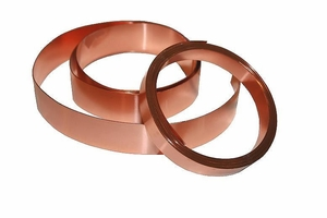 "20 Mil/ 1"" X 25' Copper Strip"