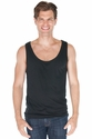 Unisex Bamboo Organic Cotton Tank Top