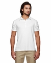 Men's Organic Cotton Short Sleeve Polo Shirt