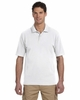 Men's Organic Cotton Pique Polo Shirt