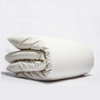 Organic Cotton Percale Duvet Cover
