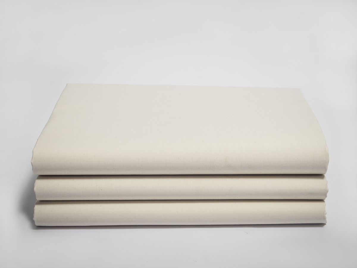 Natural · Natural Percale Fitted Sheets (sold Individually) ...