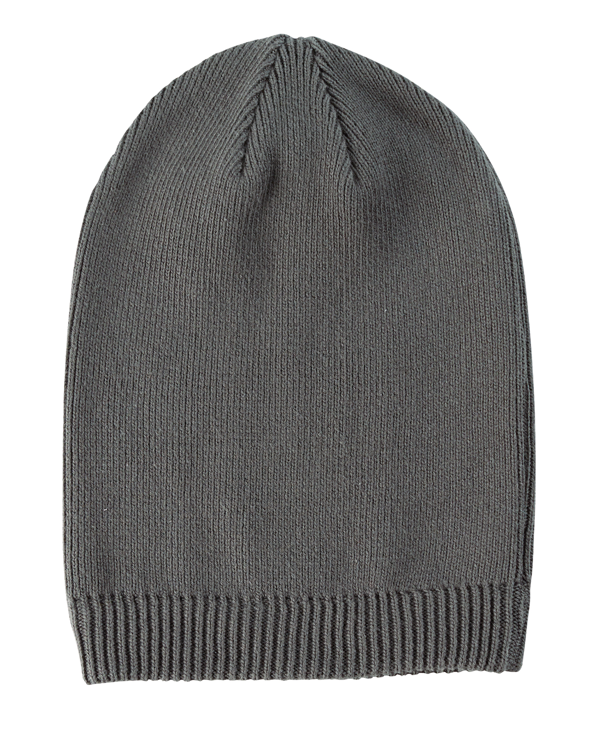 Certified Organic Cotton Slouch Beanie Winter Hat Knit 20953fd7213
