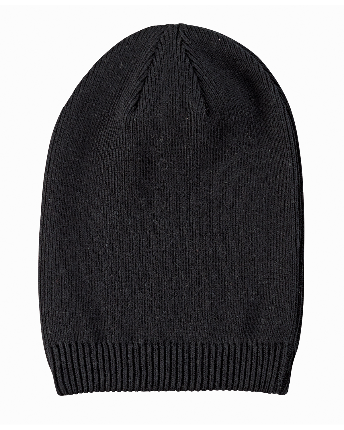 Certified Organic Cotton Slouch Beanie Winter Hat Knit 09b5824a2d7