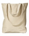 Organic Cotton Twill Everyday Tote Bag
