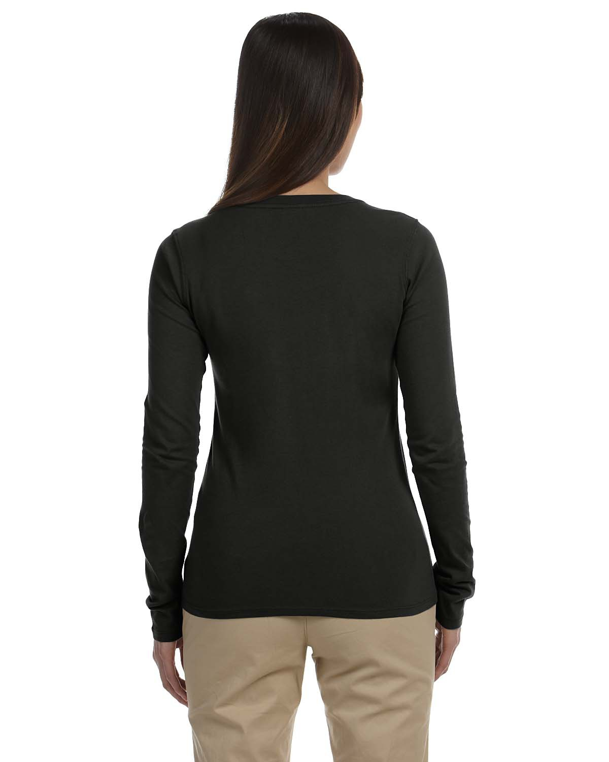 Certified Organic Cotton Women S Classic Long Sleeve T